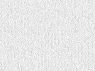 White painted embossed wall 3D texture