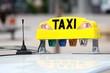 ' Lumineux ' de taxi