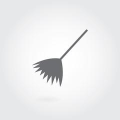 broom symbol