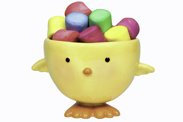 Marshmallow Chick