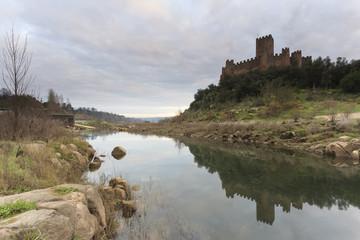 Histórico Castelo de Almourol