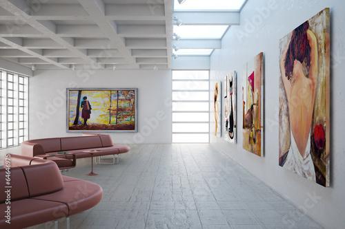 Gemäldegalerie - 64646975