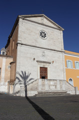 The Church of San Pietro in Montorio