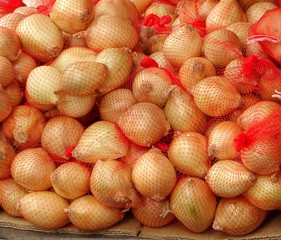 Sacks of Onions