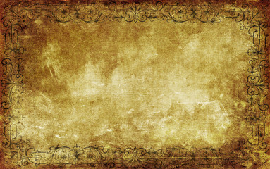 brown conceptual old retro aged paper