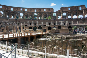 particular of colosseum