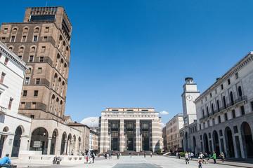 Brescia Piazza Vittoria