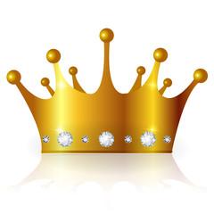 王冠 クラウン 金
