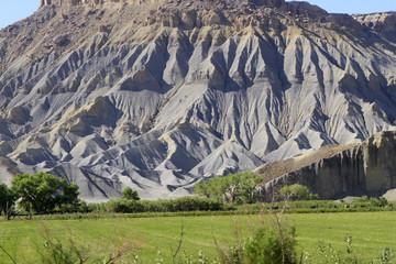 collines de l'Utah