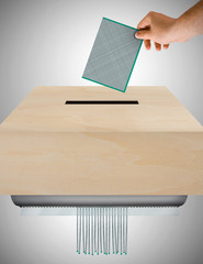 Ballot worthless