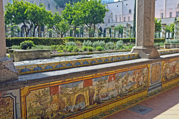 Napoli Monastero Santa Chiara