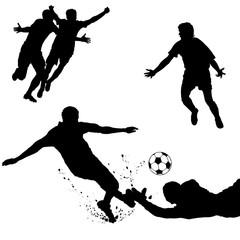Fussball Fussballspieler Figuren