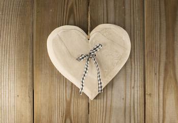 hanging valentines heart