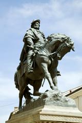 Rovigo - monumento a Giuseppe Garibaldi