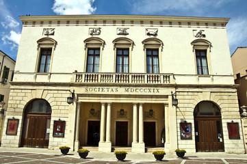 Rovigo - Teatro sociale
