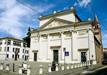 Rovigo - Chiesa dei Santi Francesco e Giustina