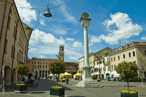 Rovigo - piazza Vittorio Emanuele II - 64662130