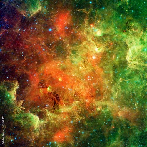 North American Nebula and Pelican nebula - 64663571