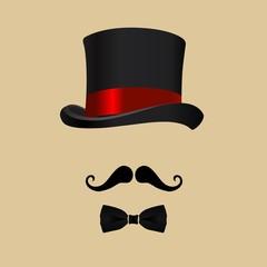 hat of intelligent person