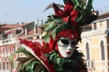 Venitian Carnival Costume