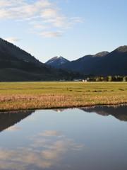 Wyoming morning