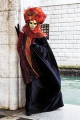 Maschera tipica veneziana