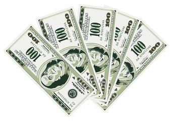 Five Hundred Dollar Bills