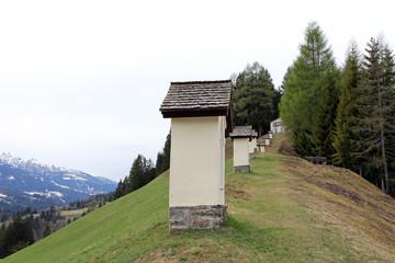 Kalvarienberg in St. Jakob