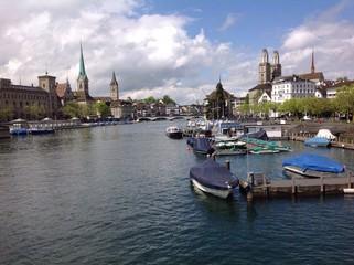 Limmat, Zürich