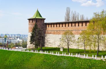 Tower of Nizhny Novgorod Kremlin
