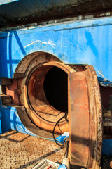 Tunnel  industry Confined