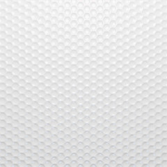 White texture wallpaper. Golf ball background