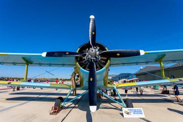 Aircraft Antonov An-2