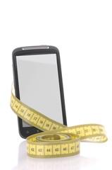 Smartphone - Hilfe beim Abnehmen
