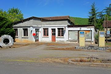 Station hors service