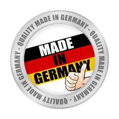 button 201308 made in germany I