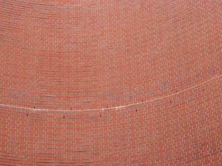 Sichtmauerwerk in Ziegelbauweise