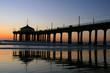 Manhattan Beach Pier, California - 64685945