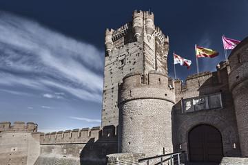 Mota Castle, Spain