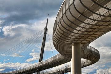 Pescara, Ponte del Mare HDR