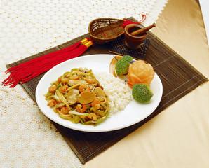 중국 음식