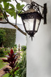 Close-up of a lantern, Xochimilco, Mexico City, Mexico