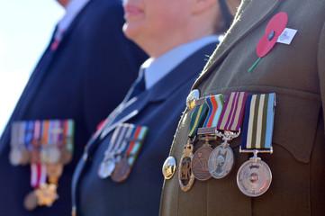 Anzac Day - War Memorial Service