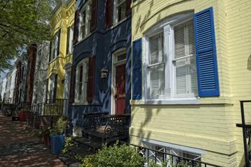 georgetown dc washington houses