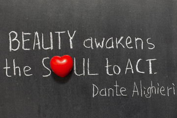 beauty awakens