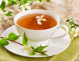 Jasmine tea