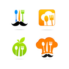 Cook Icon kitchen logo