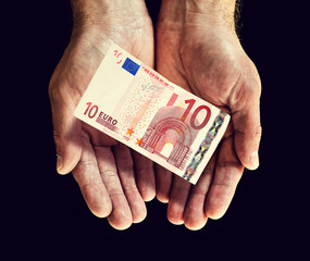 catch euro money