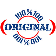 100 % Original Cool Stempel