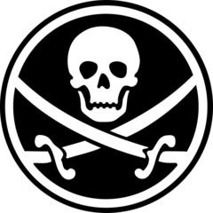 Totenkopf Zeichen